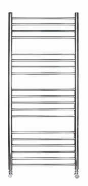 ELECTRIC 1200 X 600 ROUND TUBE STAINLESS STEEL LADDER RADIATOR