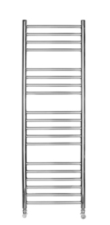 ELECTRIC 1600 X 500 ROUND TUBE STAINLESS STEEL LADDER RADIATOR