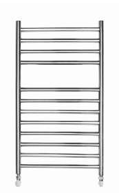 ELECTRIC 700 X 600 ROUND TUBE STAINLESS STEEL LADDER RADIATOR