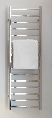 1600 X 500 SQUARE TUBE STAINLESS STEEL LADDER RADIATOR STRAIGHT